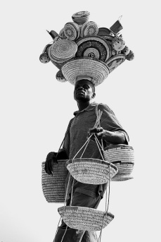 Beach Vendor, Lagos