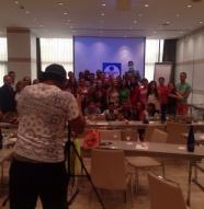 Group shot - Seville '14