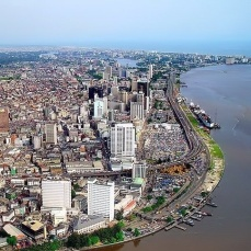There are approx 20 million people living in Lagos