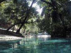 Wikki warm springs in Nigeria