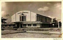 1950s   Lagos Train Terminus   Iddo Lagos Nigeria   ©Olojo Photo Service